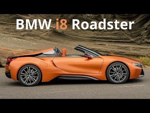 2018 BMW I8 Roadster - The Sports Car Of The Future