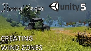 Mini Unity Tutorial - How To Create And Use Wind Zones