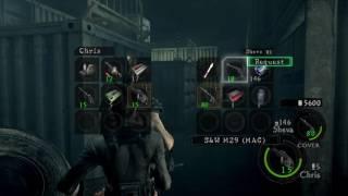 Resident Evil 5 Veteran Mode Stream 4 : 7 days till RE7