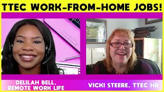 💻 *Apply NOW!!* #TTEC Hiring 1000s for Work-From-Home Jobs! | Secrets to Getting Hired by HR!