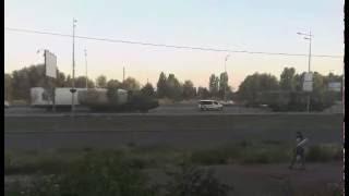 В Киеве заметили колонну военной техники