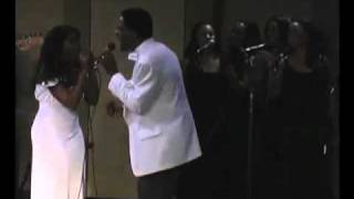 """You're All I Need To Get By"" Live From Heavenly Arena / Marvin Gaye & Tammi Terrell"