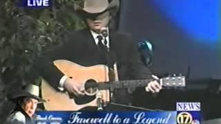 Dwight Yoakam At <b>Buck Owens</b> Funeral