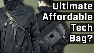 Affordable Techwear Ep.3: Orbit R201 REVIEW