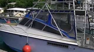 preview picture of video 'Charter boat #1 in Pago Pago for Rose Atoll'