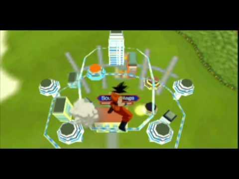 Видео № 0 из игры Dragon Ball Z Shin Budokai 2. Platinum [PSP]