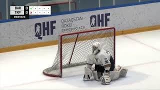 МЛК «JASTAR» Видеообзор матча МХК «Барыс» - МХК «Торпедо» игра №151