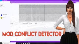 The Sims 4|Mod Conflict Detector and You: Find Broken Files Fast!
