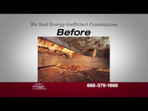 If you have basement, foundation or crawl space problems Ayers Basement Systems is the company you can trust. We raise and level sinking concrete, we seal, clean and dehumidify moldy and energy-inefficient crawl spaces and we stop basement flooding.