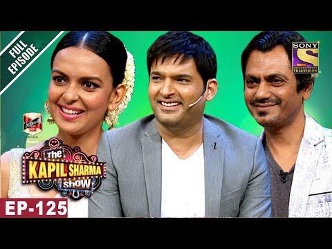 The Kapil Sharma Show - दी कपिल शर्मा शो - Ep - 125 - Babumoshai Bandookbaaz - 5th August, 2017