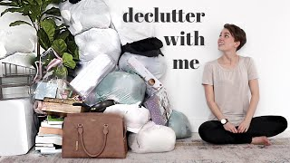 I Decluttered My ENTIRE HOUSE | MINIMALISM