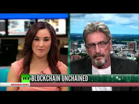 John McAfee: Bitcoin is Not a Bubble, It Will Continue To Grow (видео)