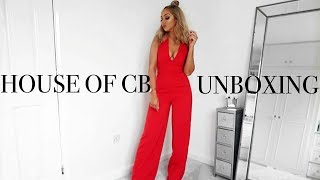 HOUSE OF CB UNBOXING + HAUL // Is it worth the money?