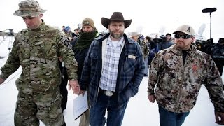 Oregon, Oath Keepers, and 3 Percenters - Pt. 1