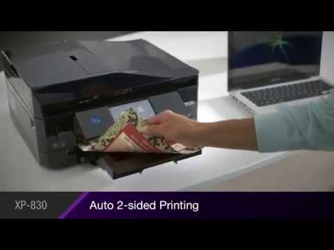 Epson Expression Premium XP-830 Small-in-One All-in-One
