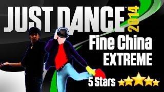 Just Dance 2014 - ''Fine China'' (EXTREME) (5 Stars)