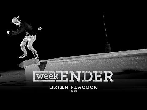 Brian Peacock - WeekENDER