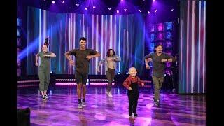 Adorable Kid Dancer Liang Liang Busts a Move!
