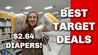 Best Target In Store Couponing Deals (11/17-11/23/2019)