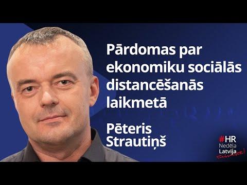 Pārdomas par ekonomiku sociālās distancēšanās laikmetā