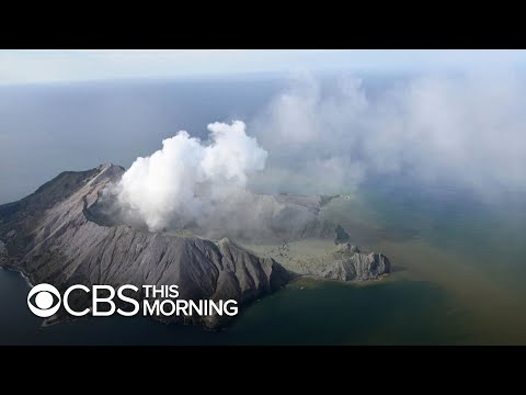 New Zealand volcano erupts at popular tourist destination, killing at least 5
