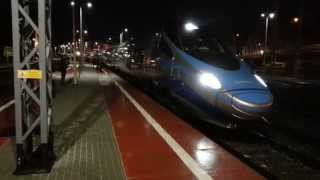 preview picture of video 'Pendolino Express InterCity Premium (EIP) Opole Gł.'