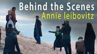 Annie Leibovitz Photography Behind The Scenes | VOGUE | Masterclass