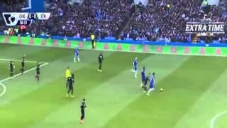 Cuplikan Gol Chelsea Vs Stoke City 11 05052016