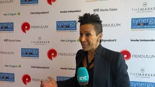 Pendulum 2020 : RTE interview with Double Gold Olympic Champion, Dame Kelly Holmes