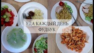 Что мы едим каждый день?/Foodbook/Дневник Домохозяйки