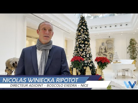 [ÉVÉNEMENT] - Nicolas WINIECKA / Hôtel Boscolo 5* Nice