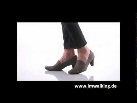 Hochfrontpumps von Hush Puppies - bei www.imwalking.de - 10.000 Schuhe 250 Marken