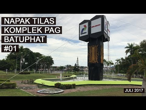 Napak Tilas Komplek PAG (Dahulu PT. ARUN) #01