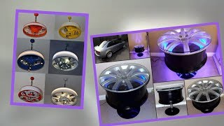 Creative Recycling Of Car Rims! Here Are 20 Ideas To Inspire You ...