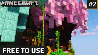 Free To Use Gameplay (No Copyright) – Minecraft Parkour