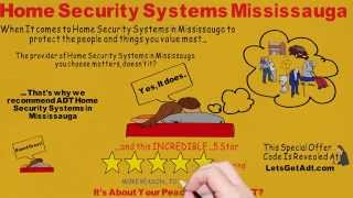 preview picture of video 'Home Security Systems Mississauga'