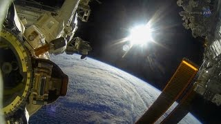 Space Station Sensor Watches Earth's Ozone Hole | Video