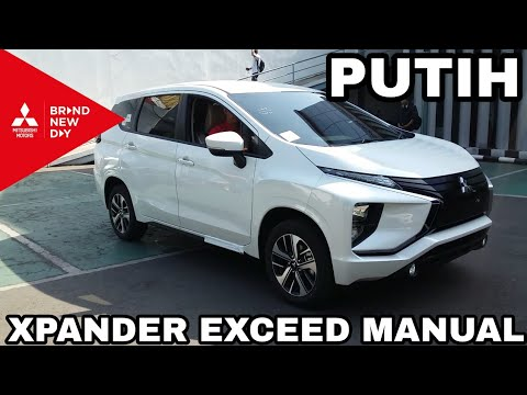 XPANDER EXCEED PUTIH M/T