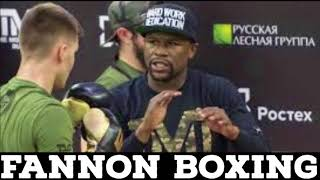 FLOYD MAYWEATHER VIOLATING MUHAMMAD ALI ACT? | HIRED HIS COUSIN TO MANAGE MICKEY BEY