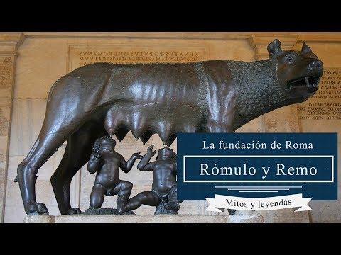 , title :'1. Historia de Roma. Romulo y Remo: La fundacion de Roma'