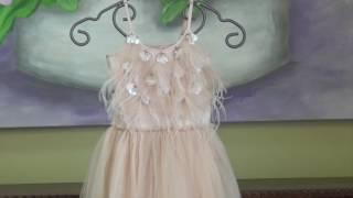 Flower Girl Dresses For The Perfect Wedding: Tutu Du Monde