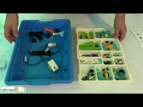 Vidéo LEGO Education 45300 : Ensemble de base LEGO Education WeDo 2.0