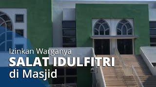 Pemkot Bekasi Izinkan Warganya yang di Zona Hijau Bisa Solat Idulfitri di Masjid