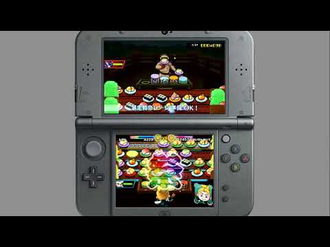 Видео № 1 из игры Sushi Striker: The Way of Sushido (Б/У) [3DS]