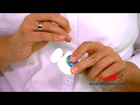 Oral-B Zahnseide Essentialfloss reinigt dort, wo Ihre Zahnbürste nicht hinkommt