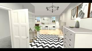 Apartment Design - Ecdesign 3D Room And Floor Plan Software