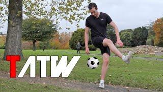 TOUZANI ATW (Tutorial) :: Freestyle Football  Soccer (LOWERS) TATW