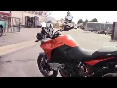 2015 KTM 1190 Adventure in Boise, Idaho - Video 1