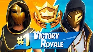 Winning In Duos!  Pro Fortnite Player  2200 Wins (Fortnite Battle Royale)