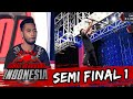 Download Video Rusdy Arsy 'Kehilangan Pegangan Tangan Di Monkey Peg' [Sasuke Ninja Warrior Indonesia] [27 Mar 2016]